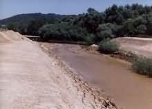 Ušće Borske reke u Veliki Timok