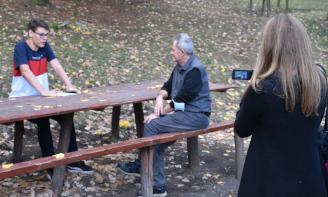 Intervju u toku...